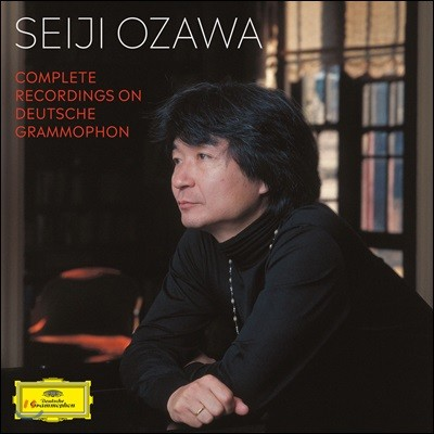 Seiji Ozawa 오자와 DG 녹음 전집 (The Complete Deutsche Grammophon Recordings)