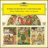 Herbert von Karajan 림스키-코르사코프: 셰헤라자데 (Rimsky-Korsakov: Scheherazade) [LP]