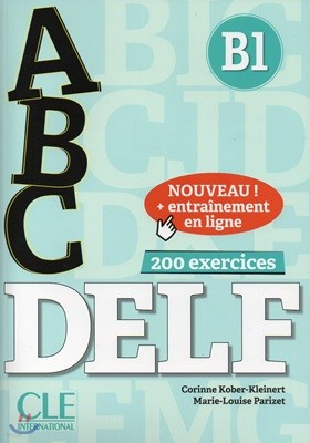 ABC Delf B1 (+ CD MP3, Corriges, Livre-web)