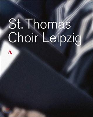 Thomanerchor 성 토마스 합창단의 A to Z 박스 (St. Thomas Choir Leipzig)