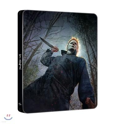 할로윈 (2 Disc 4K UHD 스틸북, 한정수량) : 블루레이