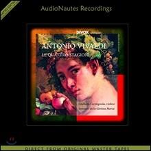 Giuliano Carmignola 비발디: 사계 - 줄리아노 카르미뇰라 (Vivald: The Four Seasons) [2LP]