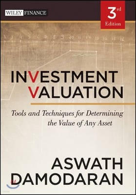 Investment Valuation, 3/E