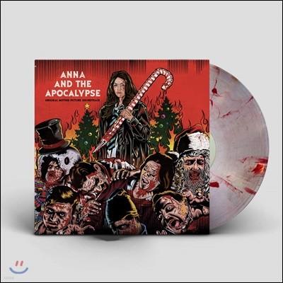 안나와 종말의 날 뮤지컬 음악 (Anna & The Apocalyse Soundtrack) [그레이 & 블러드 컬러 LP]