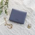 [키링 증정] D.LAB Vivienne Half Wallet - Blue