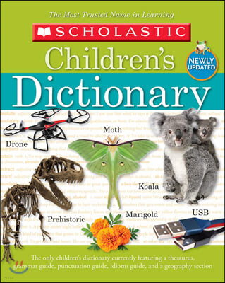 Scholastic Children's Dictionary 2019