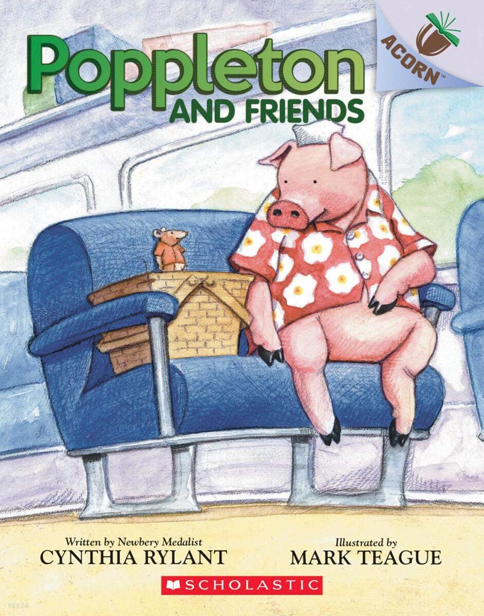 Poppleton #2: Poppleton and Friends