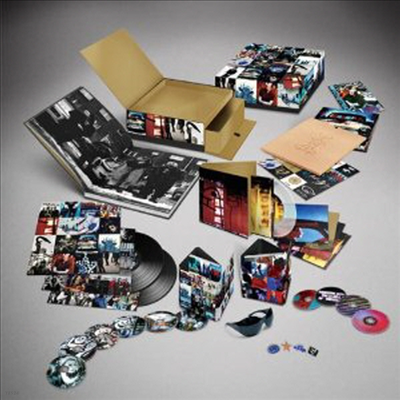 U2 - Achtung Baby (20th Anniversary) (Limited Uber Deluxe Box Set)