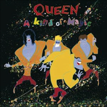 Queen - A Kind Of Magic (2CD Deluxe Edition) (2011 Remastered)