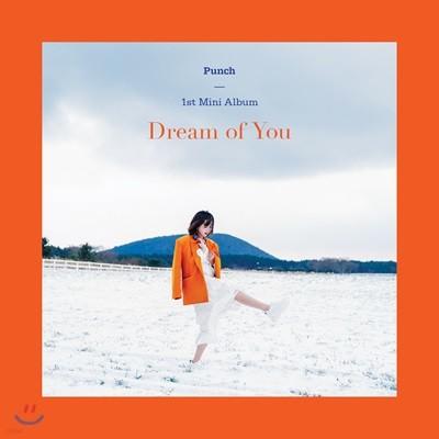 펀치 (Punch) - 미니앨범 1집 : Dream of You