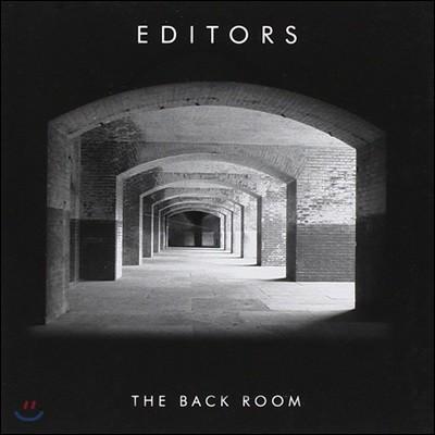 Editors - The Back Room 에디터스 데뷔 앨범 [LP]