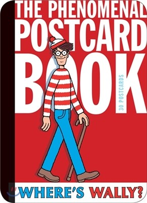 Where's Wally? The Phenomenal Postcard Book one