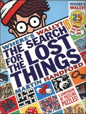 Where's Wally? : The Search for the Lost Things