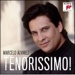 Marcelo Alvarez 마르첼로 알바레즈 테너 베스트 앨범 (Tenorissimo!)
