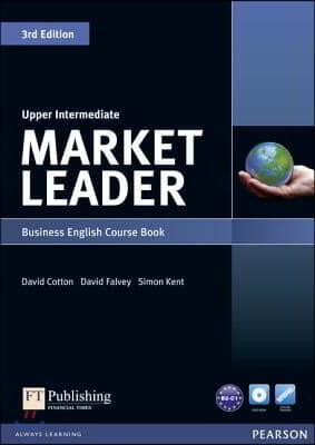 Market Leader: Upper-Intermediate Business English Course Book
