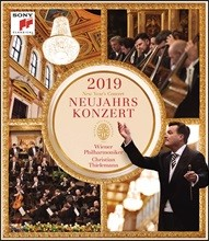 Christian Thielemann 2019 빈 신년음악회 블루레이 (New Year's Concert 2019)