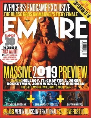 Empire (월간) : 2019년 02월