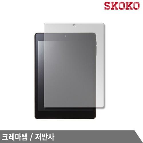 스코코 크레마탭 저반사 액정보호필름 1매