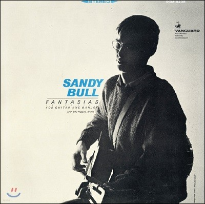 Sandy Bull (샌디 불) - Fantasias For Guitar And Banjo
