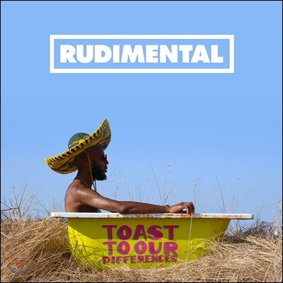 Rudimental (루디멘탈) - Toast To Our Differences 3집 (Deluxe Edition)