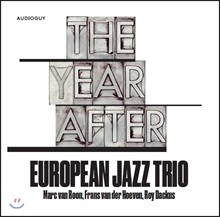 유러피안 재즈 트리오 - 일년, 그 후 (European Jazz Trio - The year after) [SACD Hybrid]