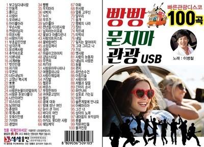 [USB 앨범] 빵빵 묻지마 관광 100곡