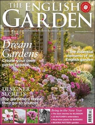 The English Garden (월간) : 2019년 02월