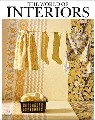 The World of Interiors (월간) : 2019년 02월
