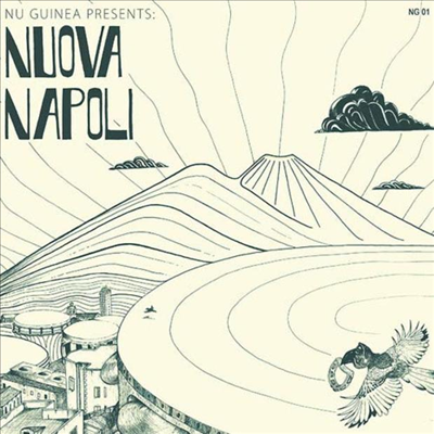 Nu Guinea - Nuova Napoli (Digipack)