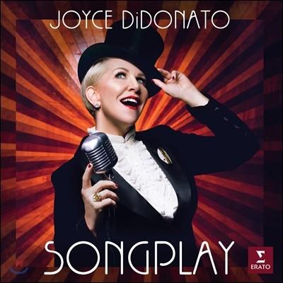 Joyce DiDonato 조이스 디도나토가 부르는 재즈, 뮤지컬 음악 (Songplay) [LP]