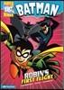 Capstone Heroes(Batman) : Robin's First Flight