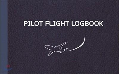 항공 조종사 로그북 PILOT FLIGHT LOGBOOK