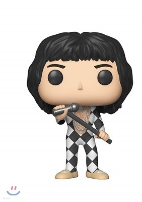 Pop Queen Freddie Mercury Jumpsuit Vinyl Figure