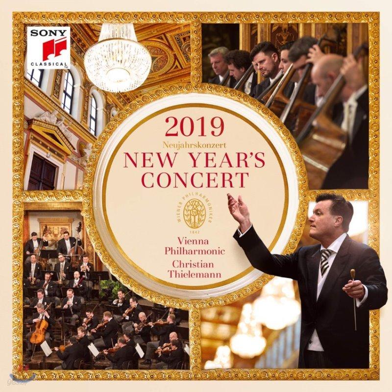 Christian Thielemann 2019 빈 신년음악회 (New Year's Concert 2019)