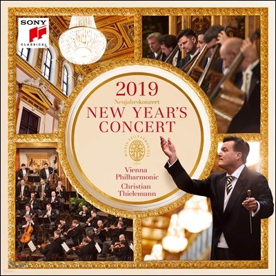 Christian Thielemann 2019 빈 신년음악회 (New Year's Concert 2019)