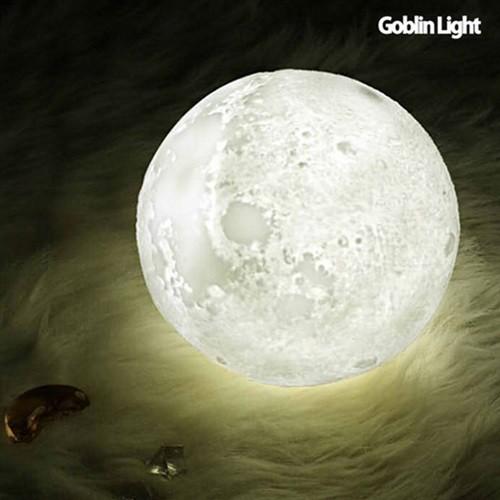 [고블린] 달 무드등 가습기 (수면등/취침등/수유등)