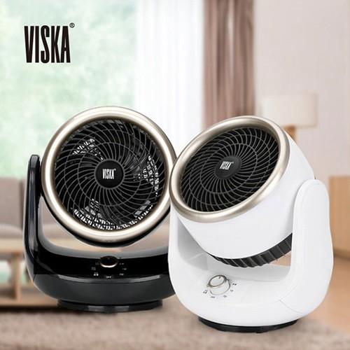 [비스카] 서큘레이터 팬 히터 (HNZ-E550SAH/온풍기/좌우회전)