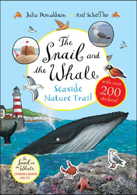 Snail and the Whale Seaside Nature Trail