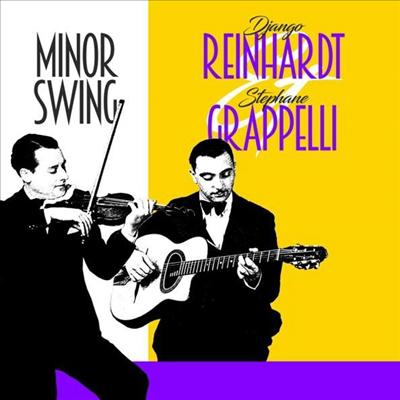 Django Reinhardt & Stephane Grappelli - Minor Swing (Vinyl LP)