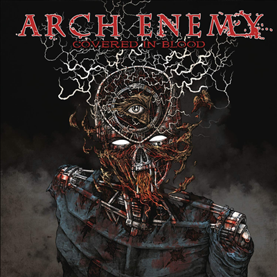Arch Enemy - Covered In Blood (Digipack)