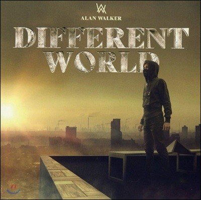 Alan Walker (알렌 워커) - Different World 정규 1집