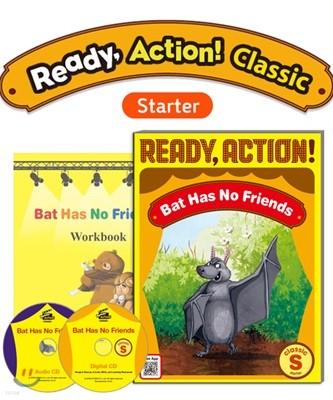 Ready Action Classic (Starter) : Bat Has No Friends