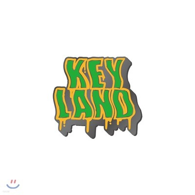 KEY LAND 뱃지 B