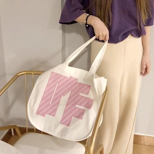 핑거 데일리 에코백 캔버스백 가벼운가방