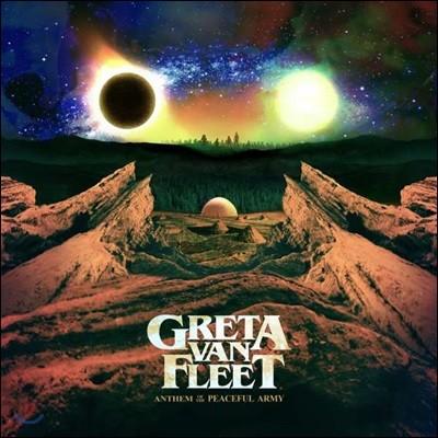 Greta Van Fleet (그레타 반 플릿) - Anthem Of The Peaceful Army [LP]