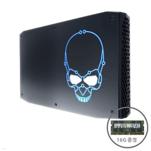 인텔 NUC8i7HVK 미니피씨 베어본(메모리/하드 미포함)