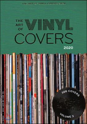 The Art of Vinyl Covers 2020 Calendar