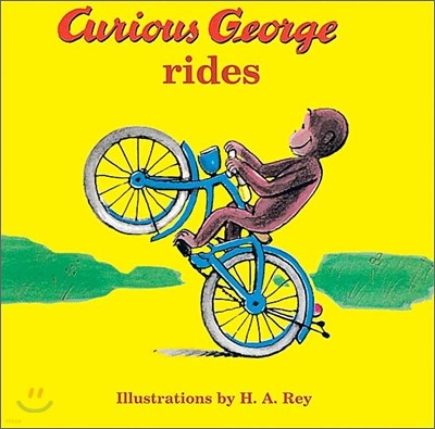 Curious George Rides