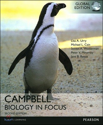 Campbell Biology in Focus, 2/E