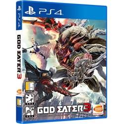 PS4 갓 이터 3 / 갓이터 3 한글 초회판